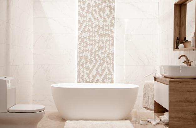 Bathroom Ideas to make your Bathroom seem Bigger